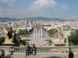 Barcelona in October , MR IAN D P - October 2014