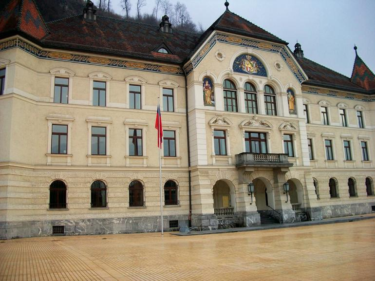 Liechtenstein - Zurich