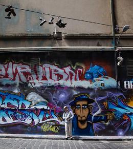 Melbourne , Christian B - January 2015