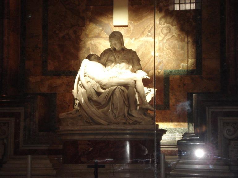 Michelangelo's Pieta - Rome