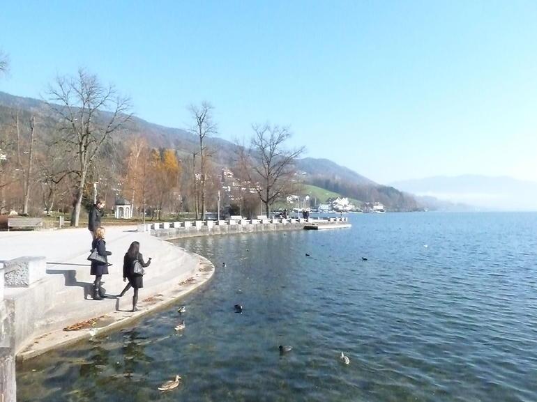 Mondsee Lake - Salzburg