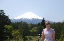 Spectacular Mt Fuji, Melanie L - September 2009