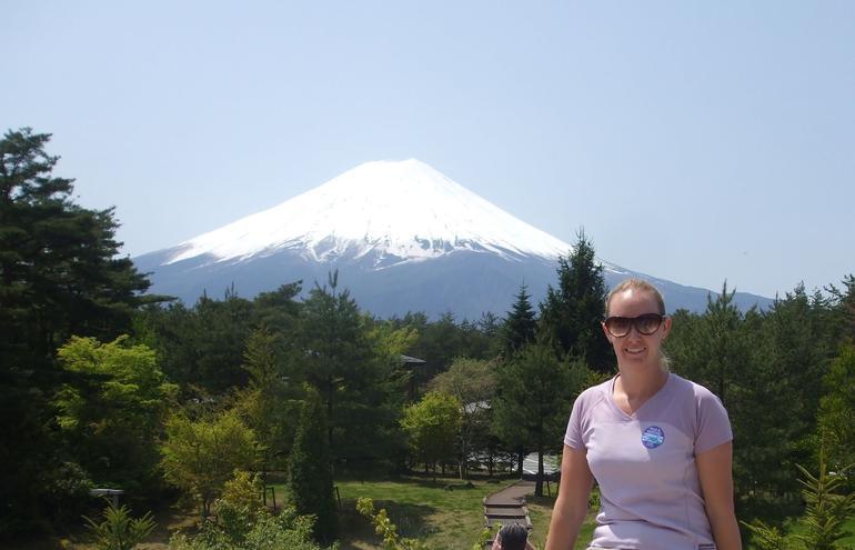 Mt Fuji - Tokyo