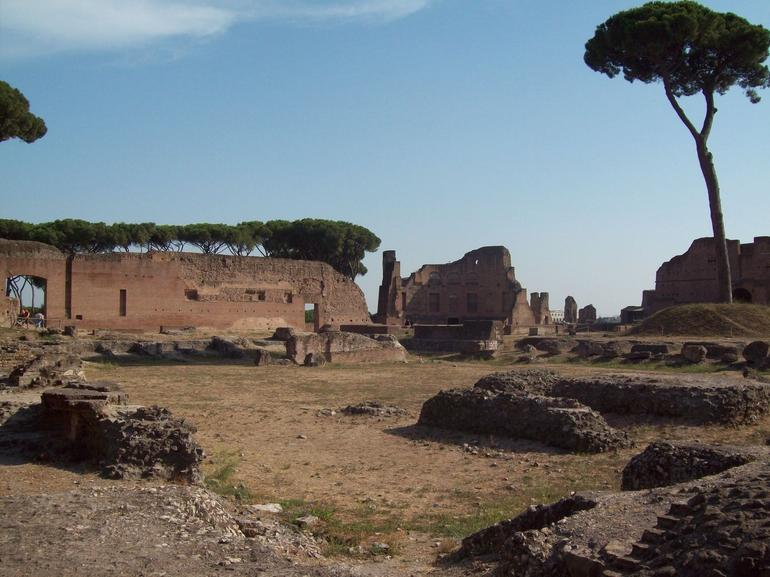 Palentine Hill - Rome