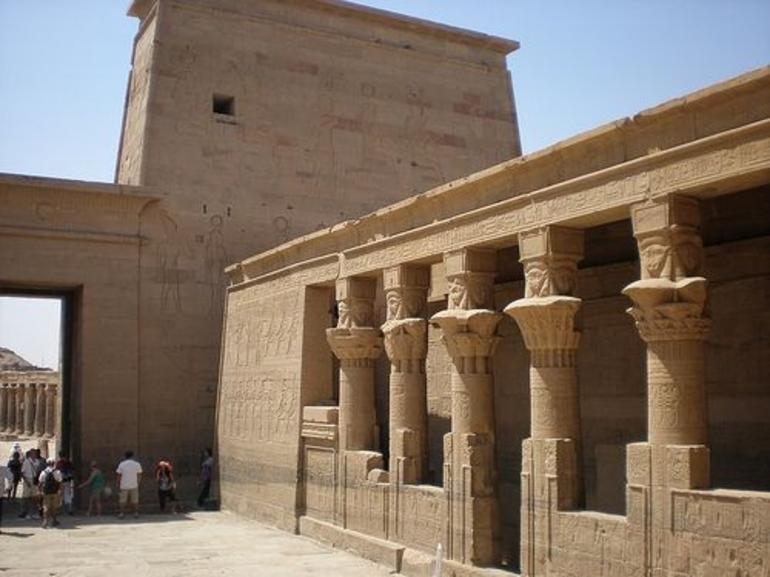 Philae Temple2 - Aswan