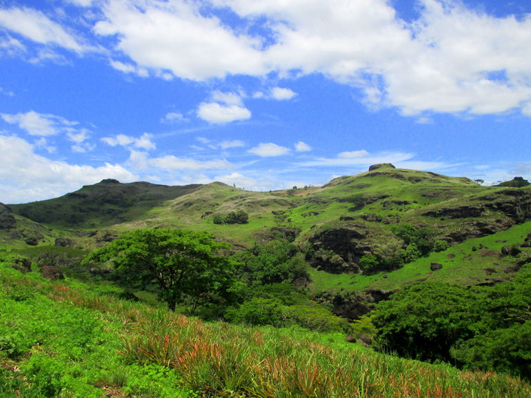 Fiji Trekking and Sightseeing Tour from Nadi photo 4