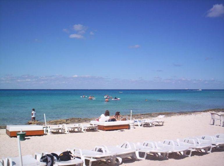 Playa Uvas - Cozumel