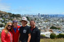 Just one stop on Eric's awesome tour he gave us. , Kimberly C - July 2015