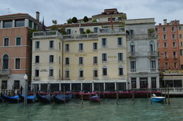 Photo from the water taxi in Venice, Italy. , Cherie B - August 2015
