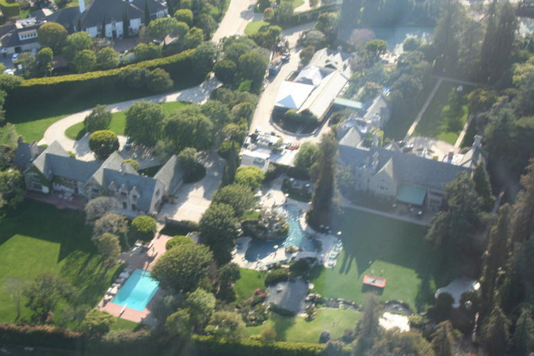 The Playboy Mansion - Los Angeles