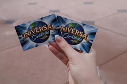 Tickets Universal Studios , Nicky D - January 2014