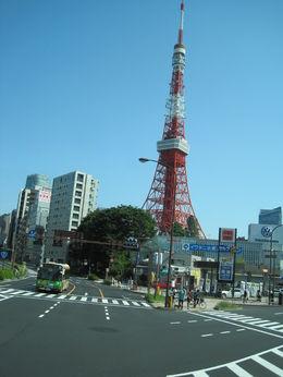 Tokyo Tower , Joanne U - June 2016