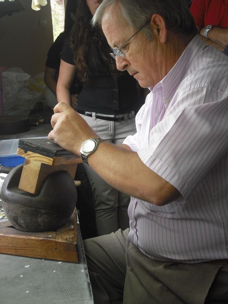 Toledo craftsman - Madrid