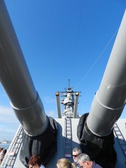 USS Missouri , Jediss - March 2013