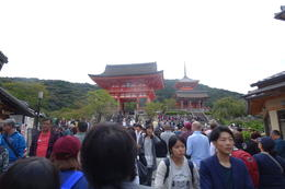 nearly to Kiyomizu Temple , Vega R - November 2016