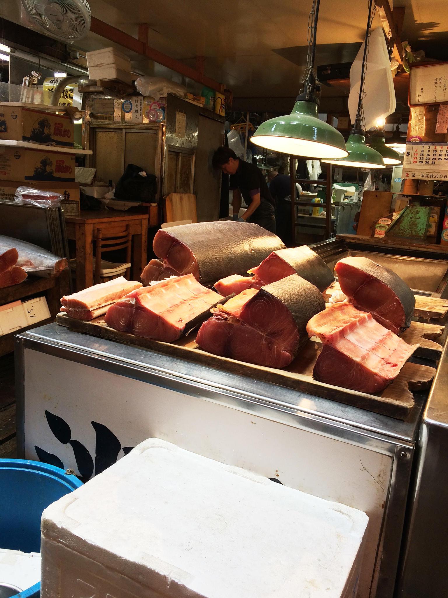 MÁS FOTOS, Tsukiji Fish Market Food and Culture Walking Tour