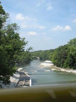 Isar River , Thomas E - June 2011