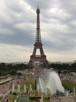 Eiffel tower in all its glory , jasmeer r - August 2013