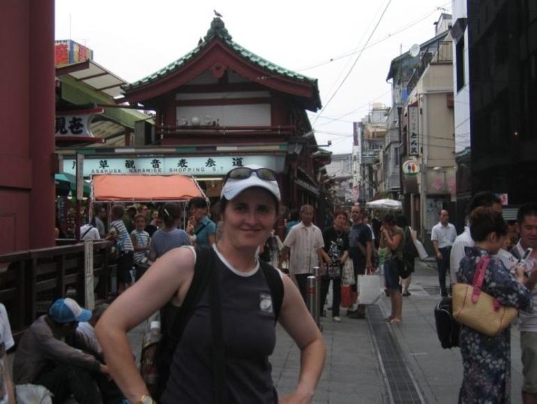 Asakusa Temple - Tokyo