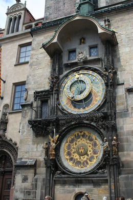 Astronomical Clock , supriyadeb - May 2015