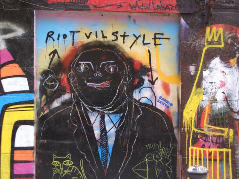 Barcelona Graffiti #5 - Barcelona