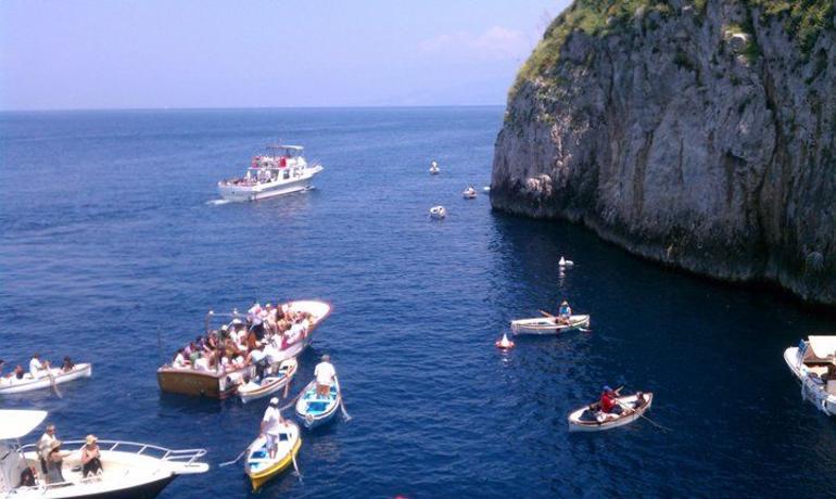 Blue Grotto 2 - Rome