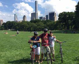 La mejor manera de conocer Central Park , Karen A - July 2015