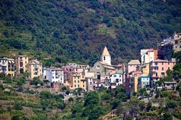 Another Italian Villiage in Cinque Terre , Rob G - August 2015