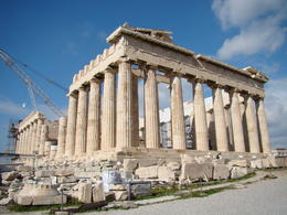 The Parthenon in all its glory!! , Alice K - February 2012
