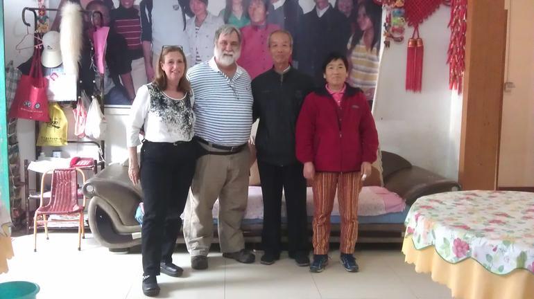 Family's home - Xian