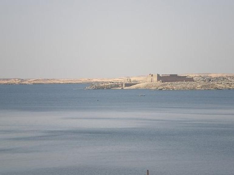 High Dam1 - Aswan