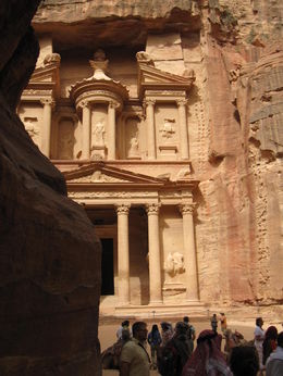 Great walking tour of Petra , Amanda B - June 2015