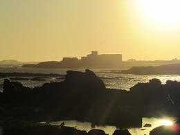 Beautiful coast of Essaouira - July 2014