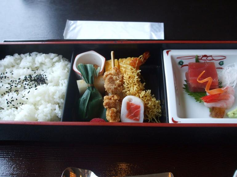 Japanese lunch - Tokyo