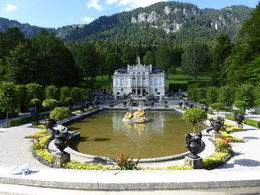 A small palace built by King Ludwig II of Bavaria. , Brian H - October 2015
