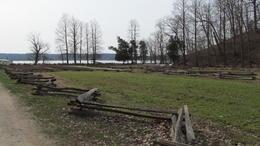 View of farm at Mount Vernon , Matthew A - April 2014