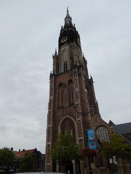 New Church in Delft , Nidale T - September 2016