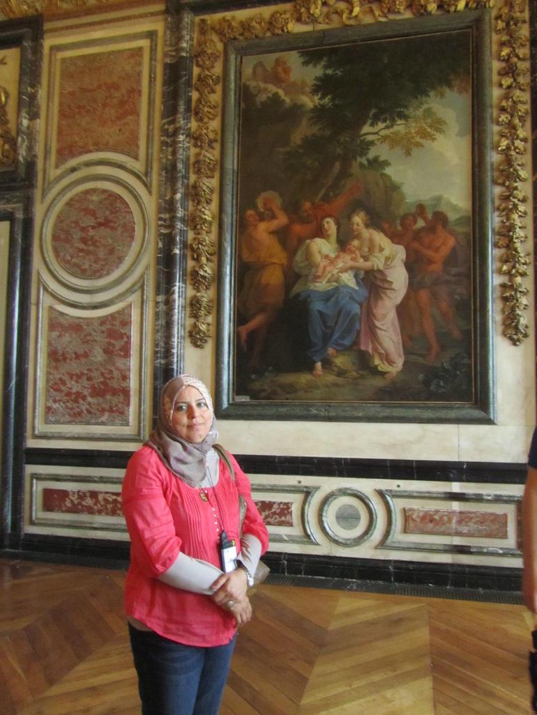 One of the Halls - Paris
