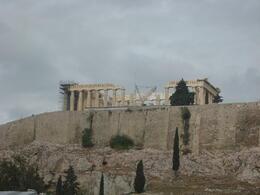 Parthenon , Teresa T - October 2011