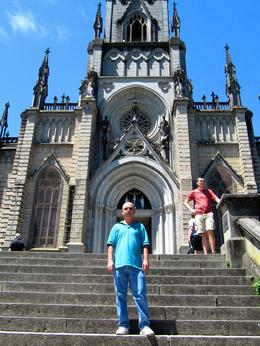 Catedral Sao Pedro de Alcantara - Here you will see the tombstone of Brazil's last emperor, Dom Pedro II and his wife and daughter. Truly a beautiful Cathedral., Ariel V - February 2010