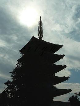 Senso-ji Temple / Asakusa, Aurelie F - November 2009