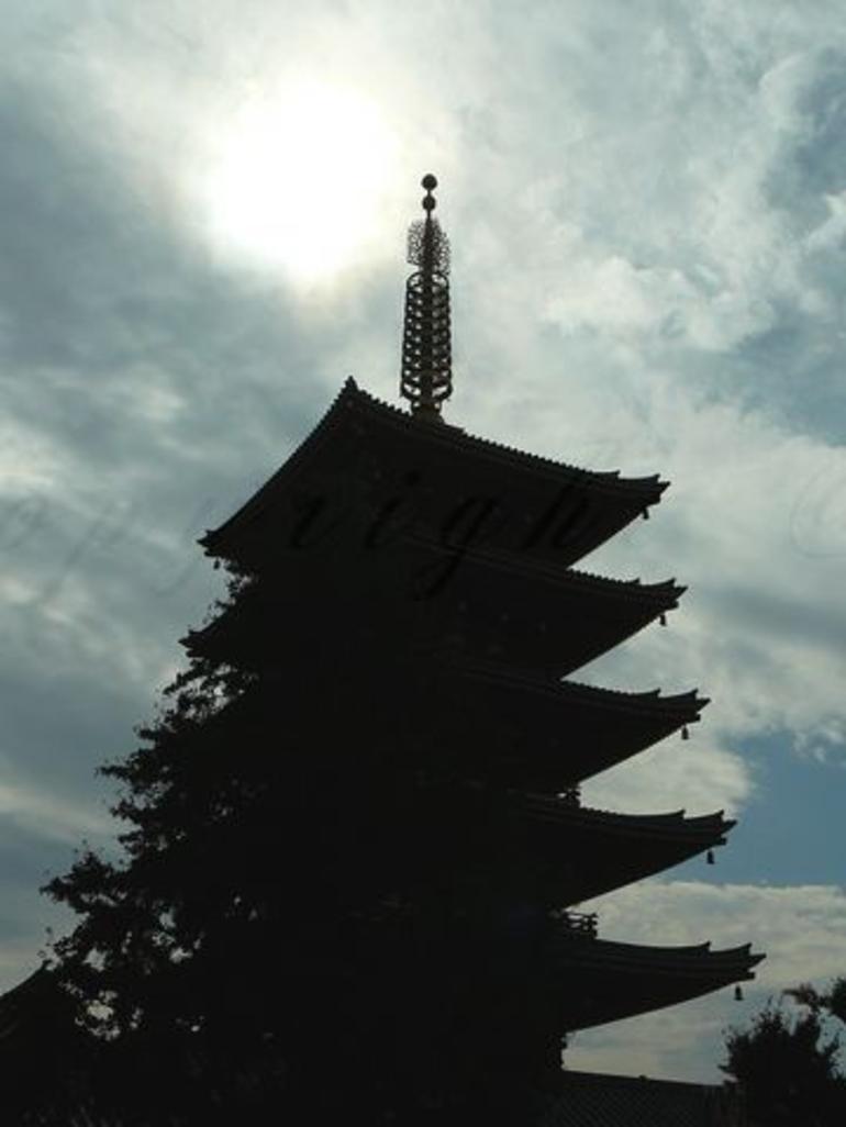 Senso-ji Temple / Asakusa - Tokyo