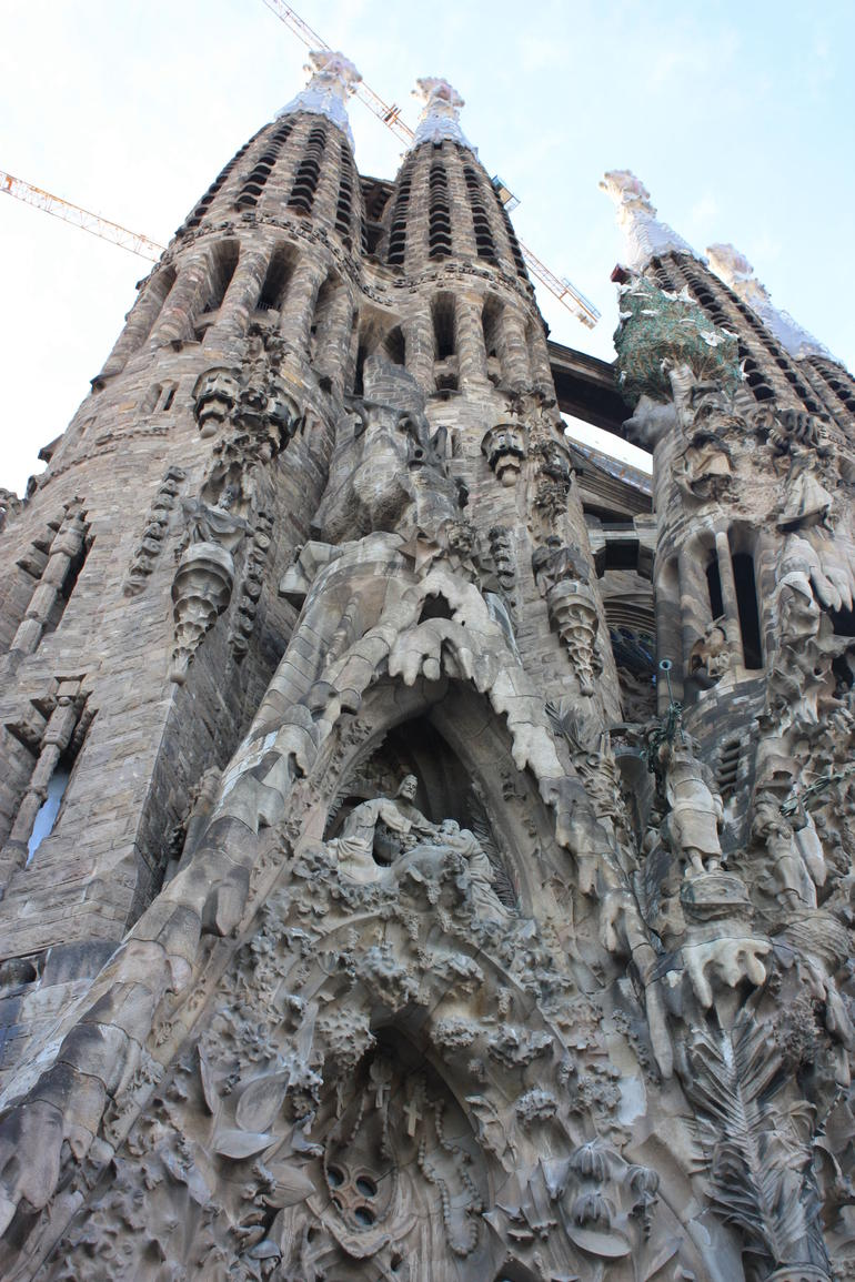 Skip the Line: Barcelona Sagrada Familia Tickets - Barcelona