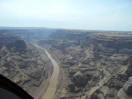 entering The Grand Canyon , Londa L - August 2013