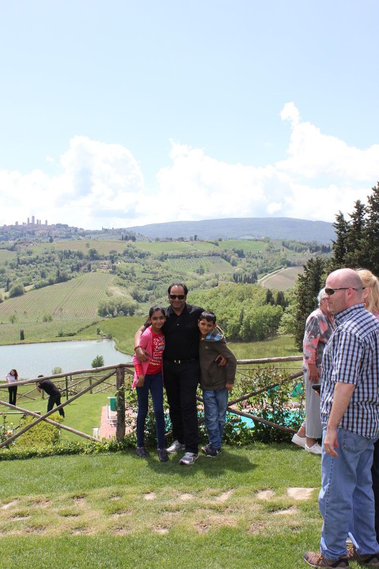 tuscany farm at florence - Florence