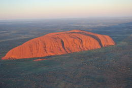 Uluru , Trevor W - May 2011