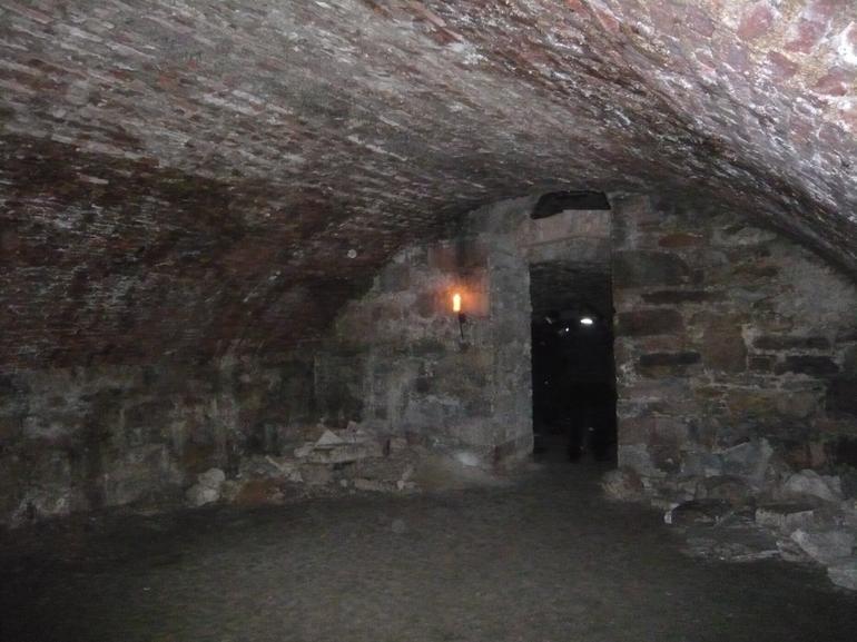 Eerie Auld Reekie - Edinburgh
