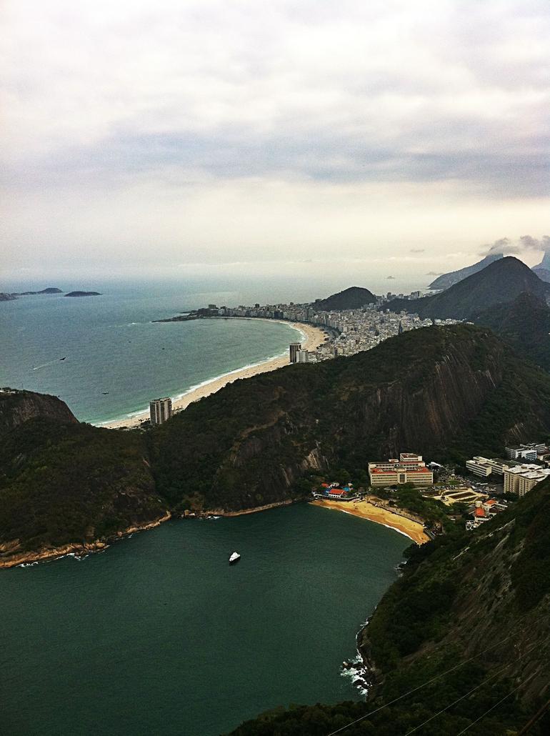 View from Sugar Loaf - Rio de Janeiro