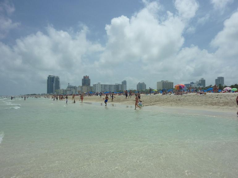 View of South Beach - Orlando