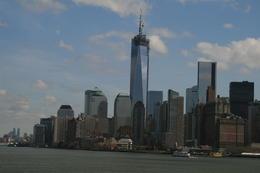 Les nouvelles tours en constructions a coté de groud 0 , Alain G - April 2013